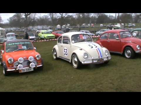 Shane Castle Vintage Rally 2016