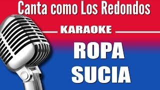 Los Redondos - Ropa Sucia - Karaoke Vision