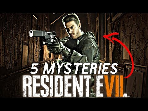 Resident Evil 7 - 5 Mysteries That Have Gone Unsolved