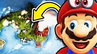 ISLA DELFINO in Mario Odyssey wird als DLC nachgereicht? + Charaktere und Outfits | Anfang 2018