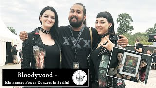Bloodywood  auf Tour - Ein krasses Power Konzert in Berlin