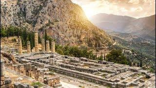 Дельфы самое священное место древней Греции