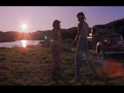 Karate Kid Movie First Song