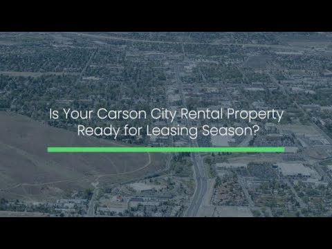 Rental Property Management Company In Carson City Mynd