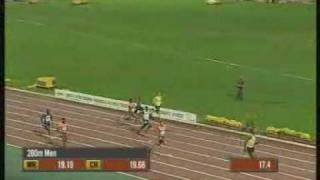 Легкая атлетика - IAAF world final - Bolt