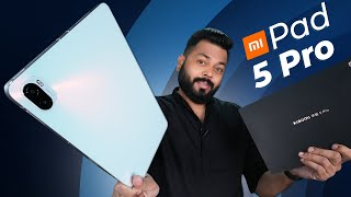 """Mi Pad 5 Pro Unboxing & First Impressions   India Launch ⚡ 11"""" 2.5K Screen, Snapdragon 870 & More"""