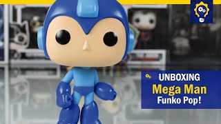 Mega Man - Funko Pop! 102 - Games | Unboxing