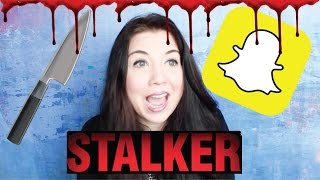 One of Jessii Vee's most viewed videos: My Snapchat Stalker