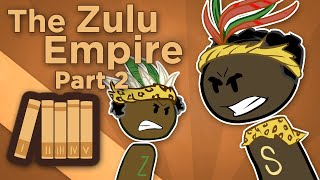 Africa - Zulu Empire II - The Wrath of Shaka Zulu - Extra History