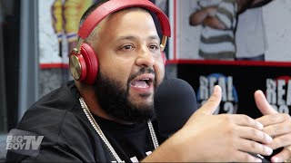 DJ Khaled FULL INTERVIEW | BigBoyTV