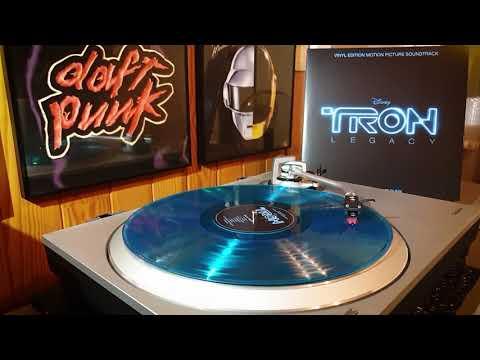 T.R.O.N : Legacy (2010) Soundtrack - Daft Punk (Full Vinyl Rip)
