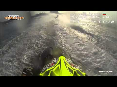 EYE LEVEL K KIROV BULGARIA KING'S CUP JET SKI WORLD CUP THAILAND 2014, MOTO 4