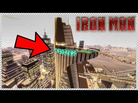 IRON MAN LIFE #2 - Welcome to The Stark Tower