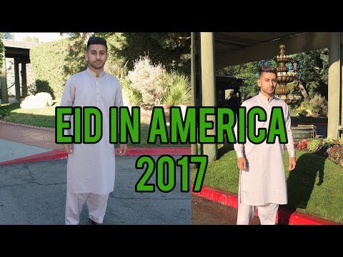 EID IN AMERICA (Muslim Holiday)
