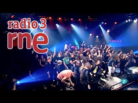Crisix - Los Conciertos de Radio 3 [La 2 de TVE]