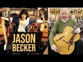 Capture de la vidéo Wow! Jason Becker &Quot;Not Dead Yet&Quot; Movie &Amp; New Record &Quot;Triumphant Hearts&Quot;   Norman'S Rare Guitars