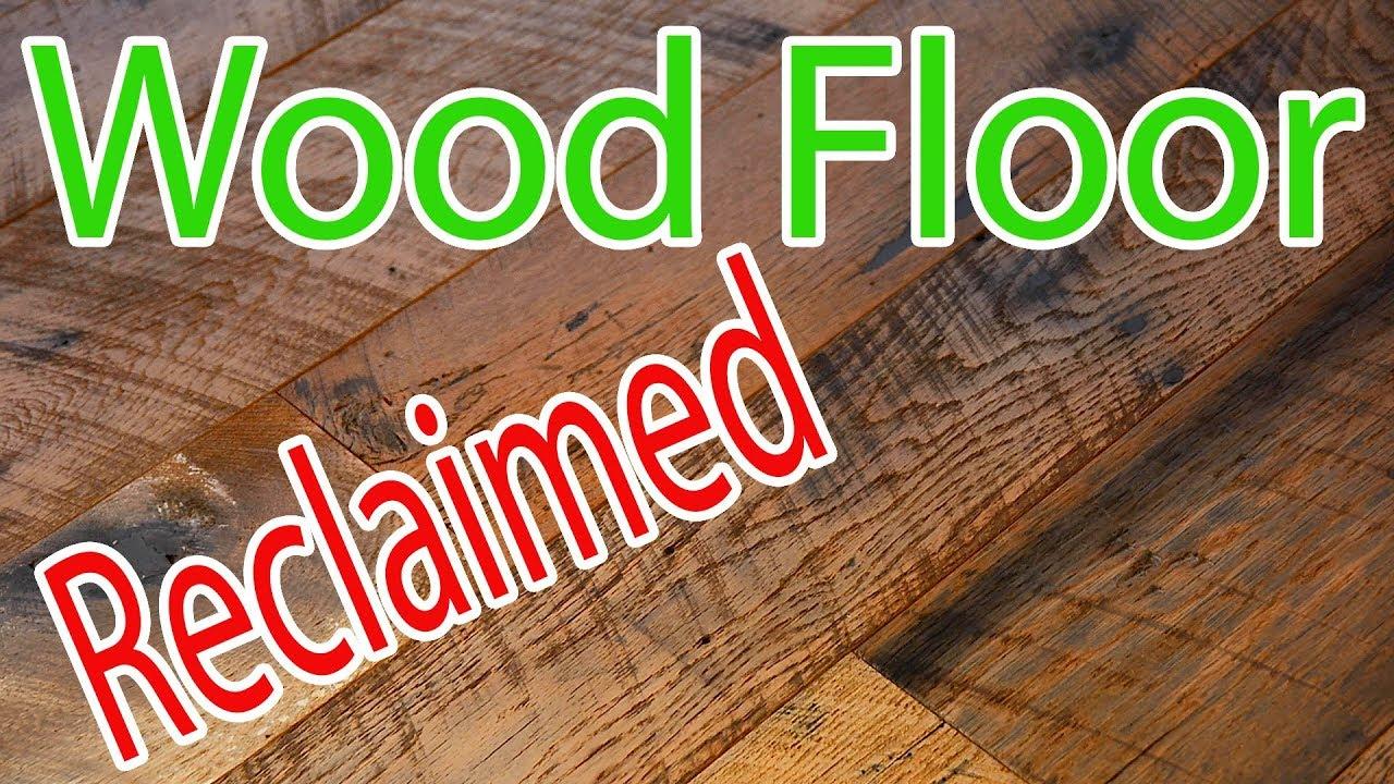 Reclaimed White Oak Barn Wood Floor In Bucks County Pa Hardwood