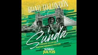 Poptain- Sunda Live EP2 (Road To London)