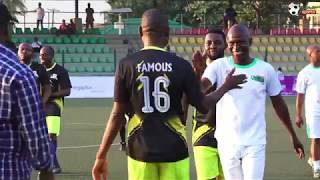 Brila All stars VS Nollywood Fc Match. Highlights-Wave your Banner