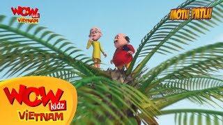 Motu Patlu Siêu Clip 1 - Hai Chàng Ngốc - Cartoon Movie - Cartoons For Children