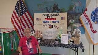 Vermont Paws & Boots Fundraiser II // 07/26/21