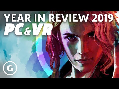 PC Gaming & VR Year In Review 2019