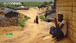 Bangladesh: Rohingya migrant crisis