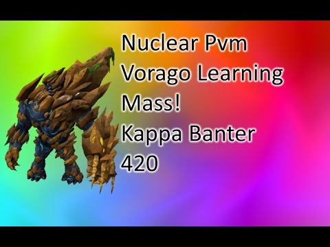 [Nuclear Pvm] Vorago Learning Mass 20+ People
