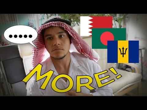 Geography More! BAHRAIN, BANGLADESH & BARBADOS