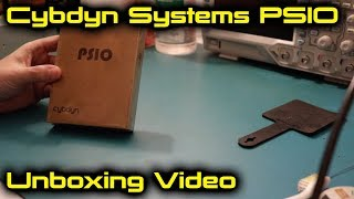 Cybdyn Systems PSIO Unboxing Video (August 2016)