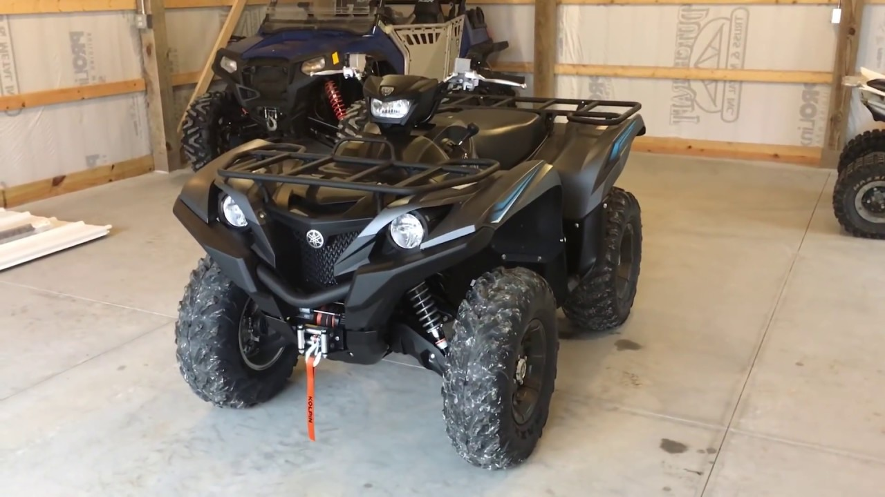 2018 yamaha grizzly 700 youtube for 2018 yamaha grizzly 700 specs