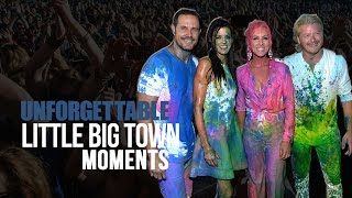 5 Unforgettable Little Big Town Moments Video