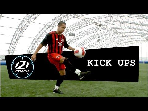 AC Milan Soccer Schools - Lesson 1 - kick Ups