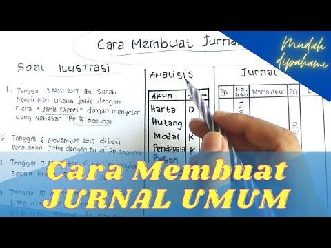 cara-membuat-jurnal-umum-perusahaan-jasa