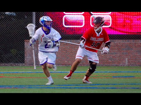 Casey Waller Spring Lacrosse Highlights 2016