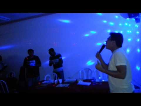Breno Lima no Karaoke Gospel hits