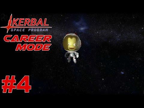 KSP - Career Mode Episode #4 - Orbital Jeb!