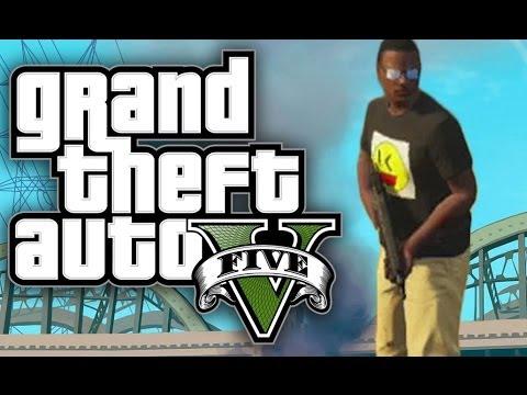 GTA 5 - TAKING OVER YOUTUBE! (GTA V Online) - YouTube