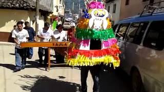 FERIA DE JACALTENANGO 2014!!!! torito de cohete!