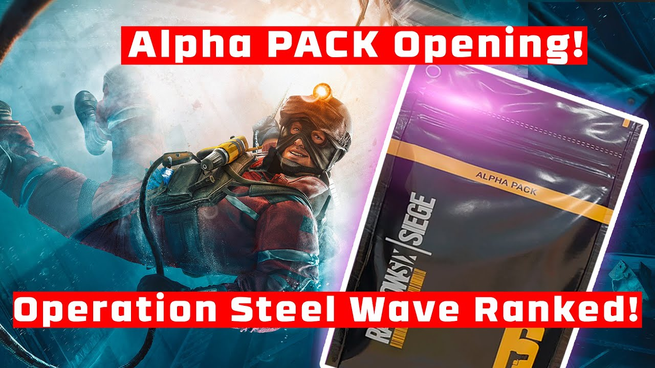 Alpha Pack Opening | Operation Steel Wave Ranked! | Retakes and Clutches mit den Jungs!