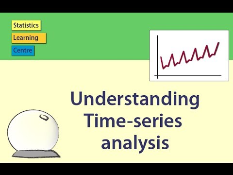 Introducing Time Series Analysis And Forecasting