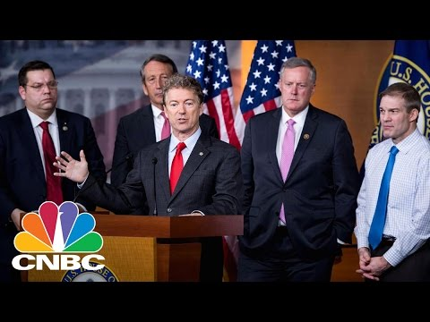 House Freedom Caucus Will Support Amended Obamacare Replacement Bill | Power Lunch | CNBC