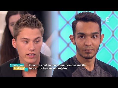Toute Une Histoire : Quand Ils Ont Annoncé Leur Homosexualité, Leurs Proches Les Ont Rejetés