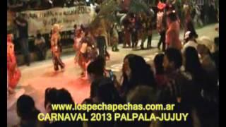 Corsos 2013 Palpala- Comparsa Los Pecha Pechas de Palpala