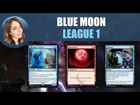 Blue Moon / Modern / Magic: The Gathering