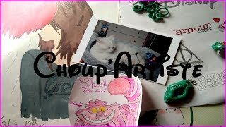 Choup'artiste - Je bécote Castielounet xD