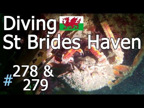 #278 & 279 - St. Brides Haven, Pembrokeshire