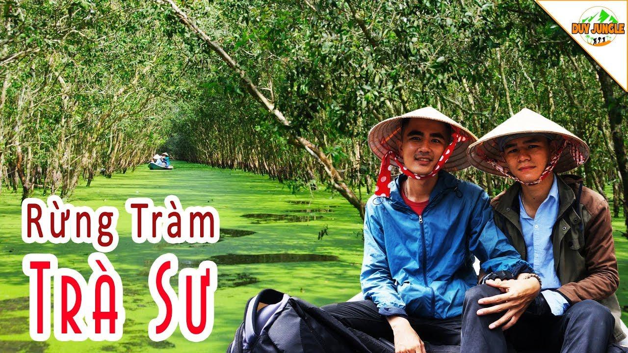 Du lịch Rừng Tràm Trà Sư - An Giang | Duy Jungle