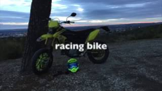 Presentation de ma moto valenti sm