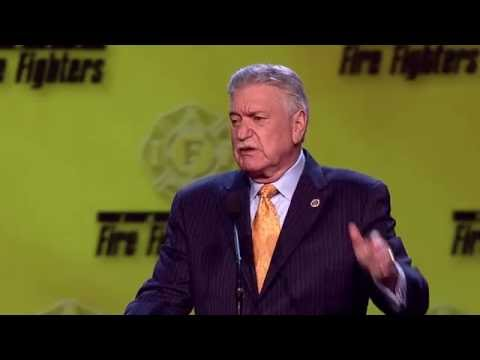 IAFF 2016 State of the Union - General President Harold A. Schaitberger